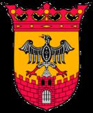 Das Wappen von Sinzig