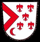 Das Wappen von Wemding