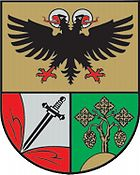 Coat of arms of the local community Mertesdorf