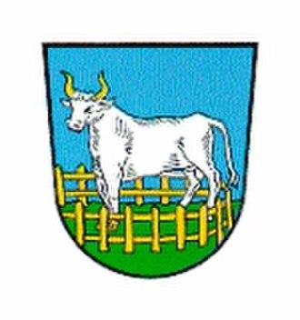 Dieterskirchen - Coat of arms of Schwarzhofen