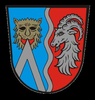 Gebsattel - Image: Wappen von Gebsattel