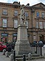 War memorial to Cameron Highlanders, Inverness (geograph 2416355).jpg