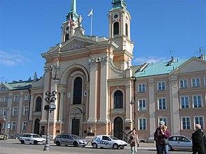 Polowy Church