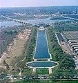 Washington - Looking West from Washington Monument (1965) (4383150441).jpg