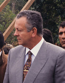 Juan Carlos Wasmosy President of Paraguay