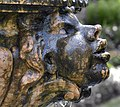 Water fountain Statue at Nymans Garden (6988492026).jpg