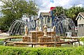 Water fountain in Houston at 7979 Westheimer Apartments in the Uptown Galleria Area.jpg