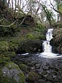 Waterfall on the River Chracaig - geograph.org.uk - 281776.jpg