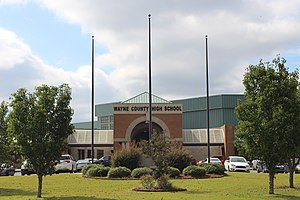 Jesup, Georgia - Wayne County High School