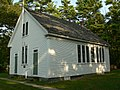 Wells maine div 9 schoolhouse 2006.jpg