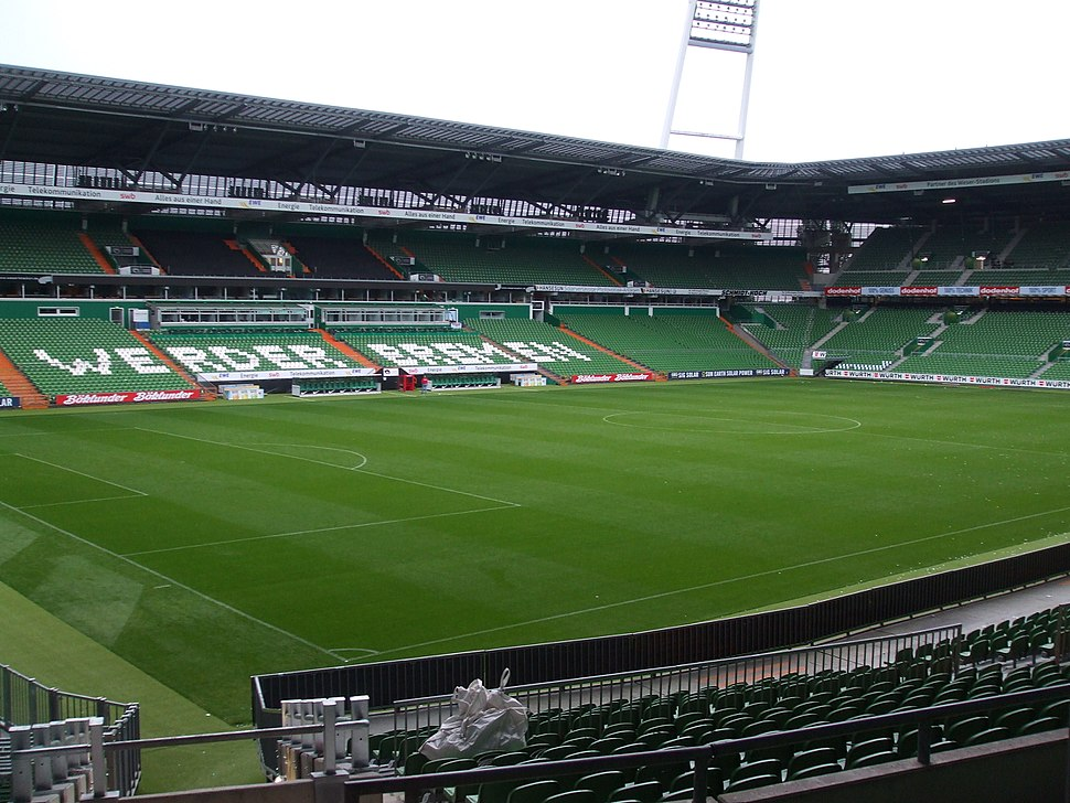 Weserstadion Agosto 2011