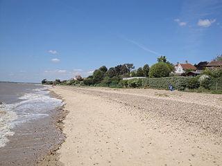 Mersea Island A tidal island in Essex, England
