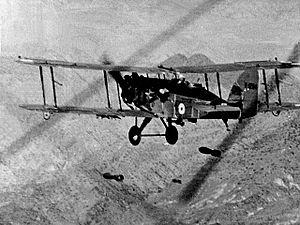 Westland Aircraft - Westland Wapiti