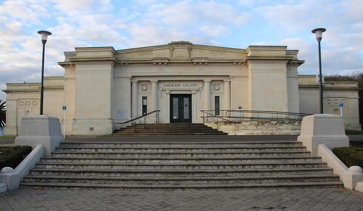 Berita New Zealand Gallery: Sarjeant Gallery