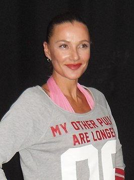 Whigfield, October 2013 (cropped).JPG