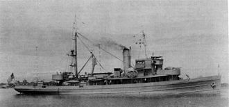 USS Whippoorwill (AM-35) - Image: Whippoorwill (AT O 169)
