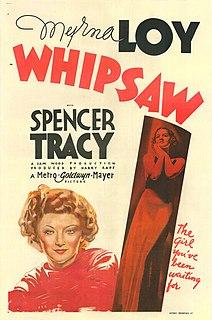 <i>Whipsaw</i> (film) 1935 film by Sam Wood
