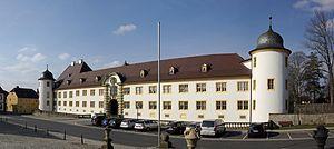 Schönborn family - Wiesentheid Castle, built in 1701 for Rudolf Franz Erwein von Schönborn