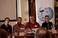 WikiConference UK 2012 - GLAM panel 12.jpg