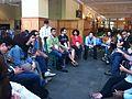 Wikimania 2012, Taghreedat, Education Program Meet Up - 1.JPG