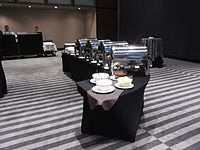 Wikimania 2015-Thursday-Welcome reception (7).jpg