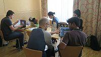 Wikimedia Hackathon 2017 IMG 4299 (34371118640).jpg