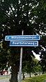 Wilhelminasingel & Beertsterweg street signs, Winschoten (2019) 01.jpg