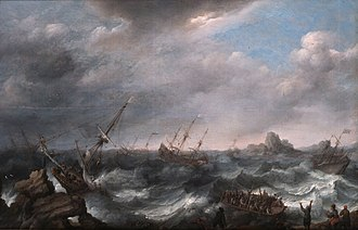 Adam Willaerts - Image: Willaerts Shipwrecked