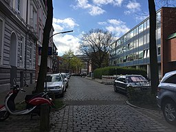 Willebrandstraße in Hamburg
