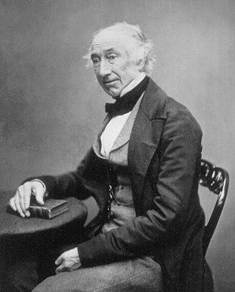 William Jackson Hooker - Hooker in the 1850s