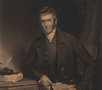 Wood Hall Hotel and Spa - William Lister Fenton Scott (1781-1842)