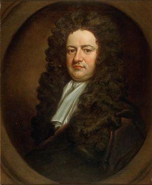 William Lowndes (1652–1724) - Portrait of William Lowndes (1652–1724) by Sir Godfrey Kneller (1646–1723)