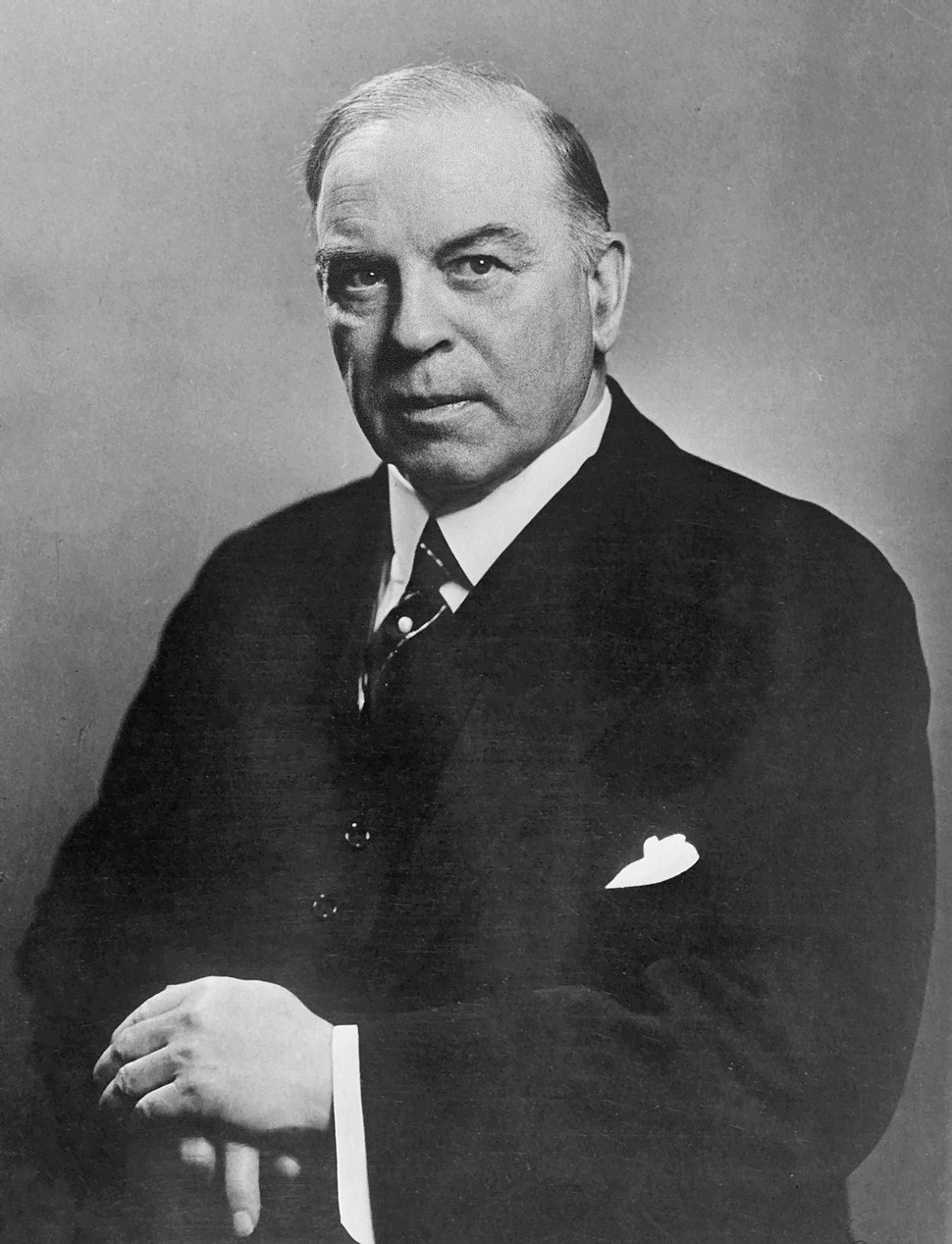 William Lyon Mackenzie King 1942