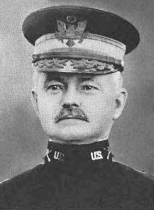 William P. Burnham - Burnham as a Major General and commander of the 82nd Division in 1918