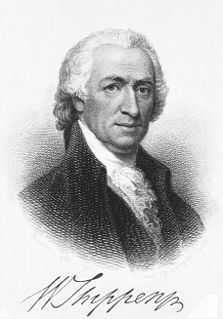 William Shippen Jr. (1736–1808); American physician, professor, and Continental Army officer