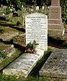 William Vincent Wallace grave Kensal Green 2014.jpg