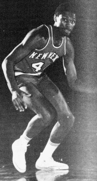 Willie Long - Long as a member of the New Mexico Lobos men's basketball team, circa 1971