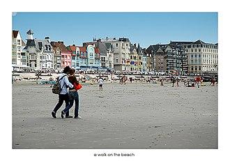 Wimereux - Image: Wimereux gonzaguedambricourt