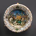 Wine cooler with A Pageant Battle with Elephants MET DP316537.jpg