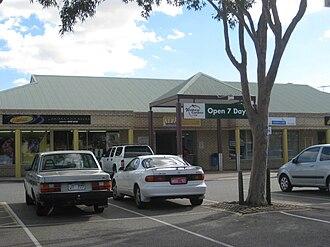 Winthrop, Western Australia - Winthrop Village Shopping Centre