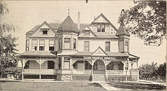 Mercy Health - The Palmer Memorial Hospital in 1905