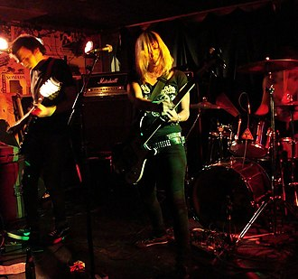 Witch Hunt (band) - Image: Witch Hunt in Aalborg