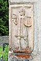Wolfsberg Graebern Filialkirche hll Philippus und Jakobus Spolie Offiziersdiener 03092014 031.jpg