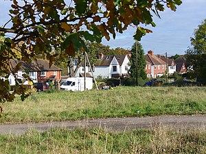 Wood Street Village - Image: Wood Street Village geograph.org.uk 602095