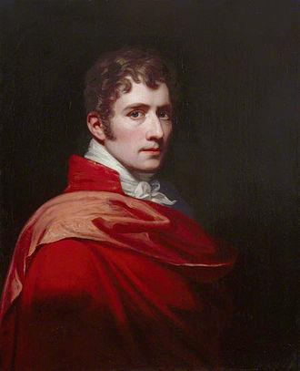 Samuel Woodforde - Self-Portrait (1805) by Samuel Woodforde