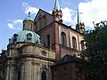 Wuerzburg Cathedral N Transept Schoenborn Chapel f nw.jpg