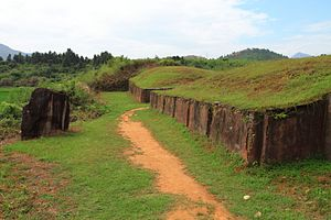 Baiyue - Ruins of a Minyue city in Wuyishan, Fujian