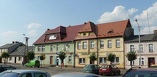 Wysoka Place in Greater Poland Voivodeship, Poland