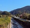 Xeropotamos river at Messatida Achaias.jpg