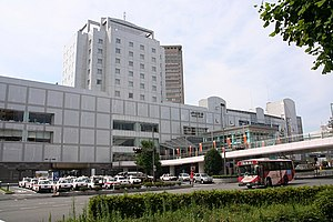 Hotel Metropolitan Yamagata Twin Room